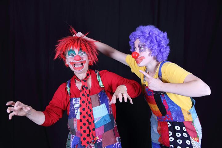 Clowns pour maquette 87